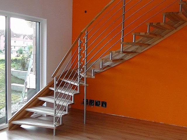 Schody, schodiště, zábradlí, výroba Dačice