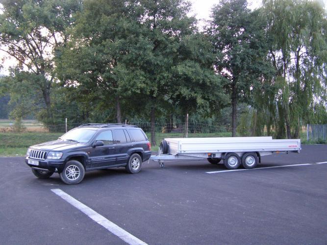 Autodoprava, přistavení kontejnerů Blansko, Brno