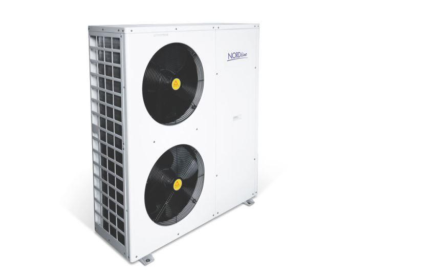 Na tepelná čerpadla značky NORDline od firmy NOSRETI se vztahuje kotlíková dotace