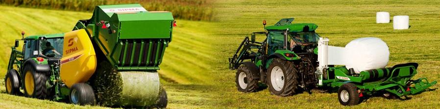 Zemědělská technika s prvotřídním servisem