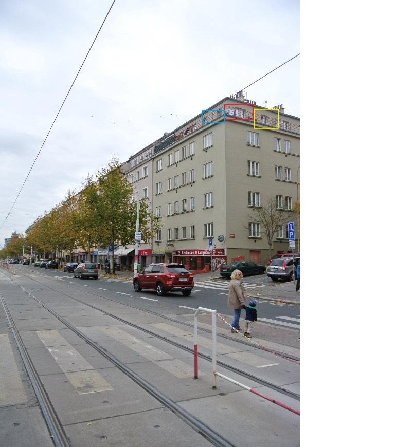 Pronájem Praha 3