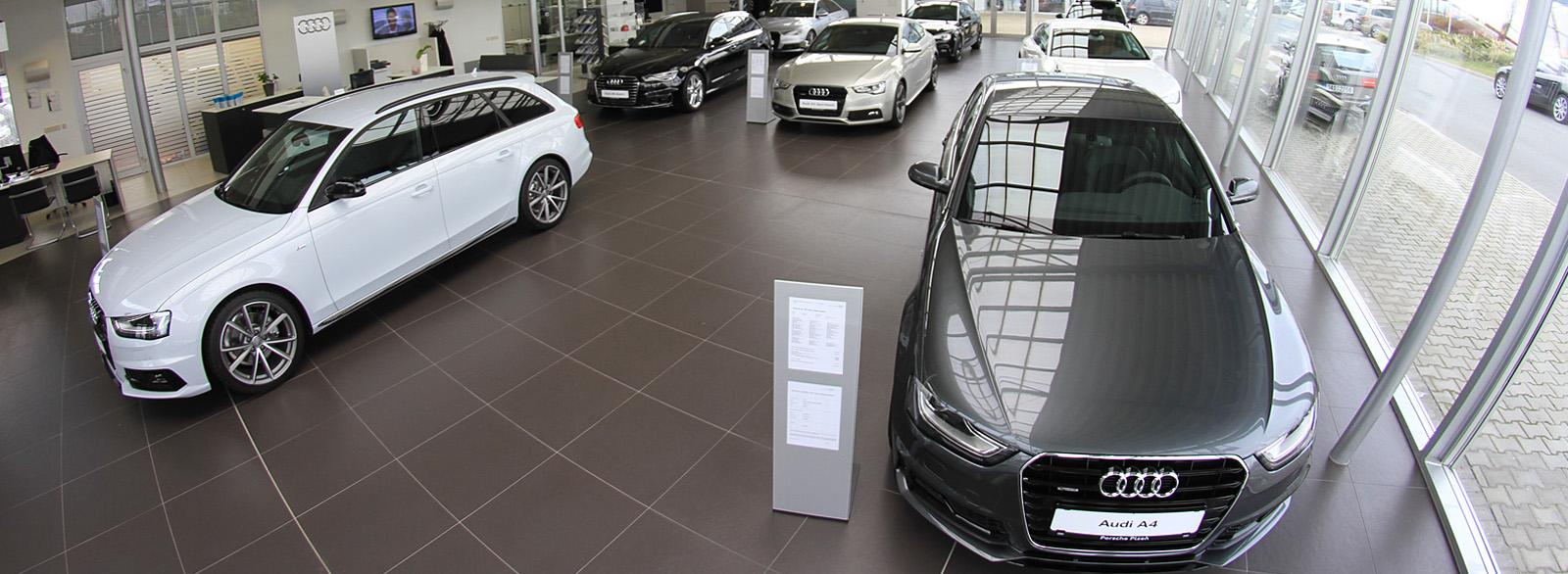 Servis pro Audi a Volkswagen Plzeň
