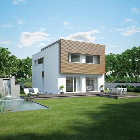 Pasivní dům pro úsporu tepelné energie od ELK s.r.o.