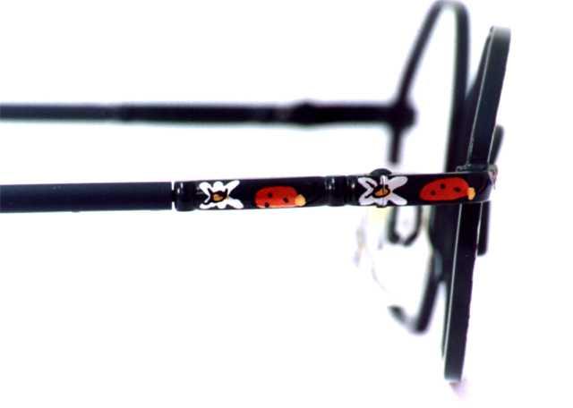 Ručně malované brýlové obruby od TOP COLOR s.r.o.