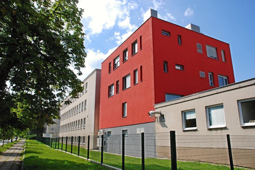 Department of veterinary pathology, the Czech Republic
