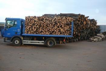 Palivové dřevo Znojmo