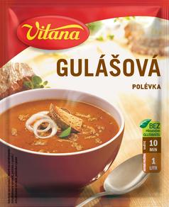 Gulášová polévka Vitana