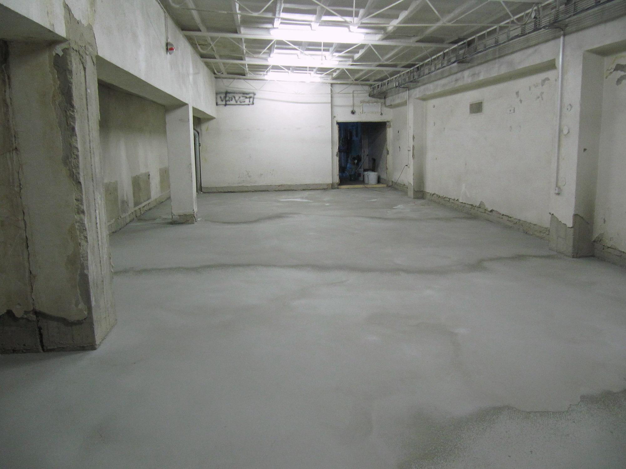 samonivelační stěrky na průmyslové podlahy