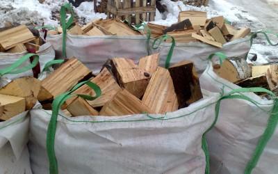 Palivové štípané dřevo Frýdek-Místek, prodej štípaného dříví