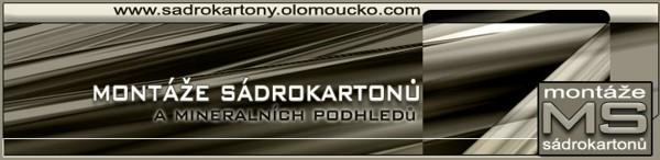 Montáž suchých staveb, tepelné izolace Olomouc