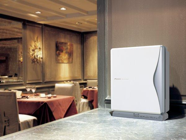 Čistička vzduchu s technologií Streamer a Ururu -  dokonalá rovnováha vlhkosti ve vaší domácnosti