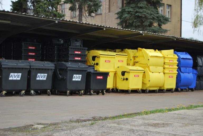 Svoz odpadu Praha