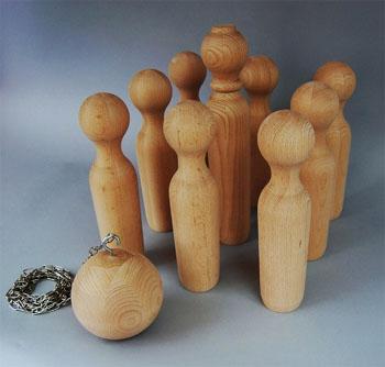 Výrobky ze dřeva pro kutily