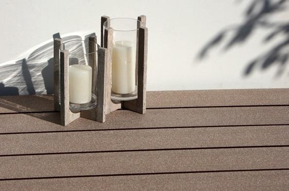 plastová terasová prkna