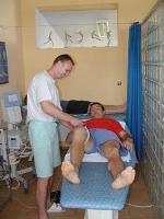 rehabilitace, rekondice pro sportovce Ostrava