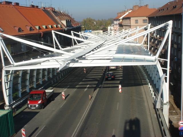 Skleněné střechy a stěny Ostrava, Praha