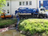 Kanalizační přípojky Kladno – čištění a odstraňování nečistot