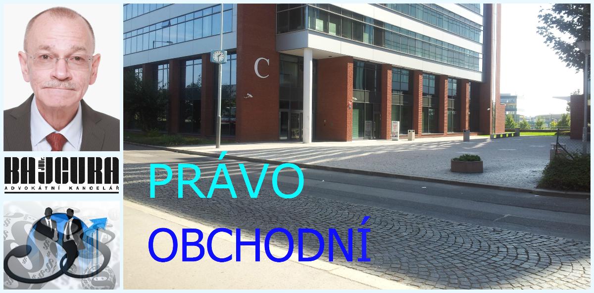 Obchodní právo | Nové Butovice | Praha 13
