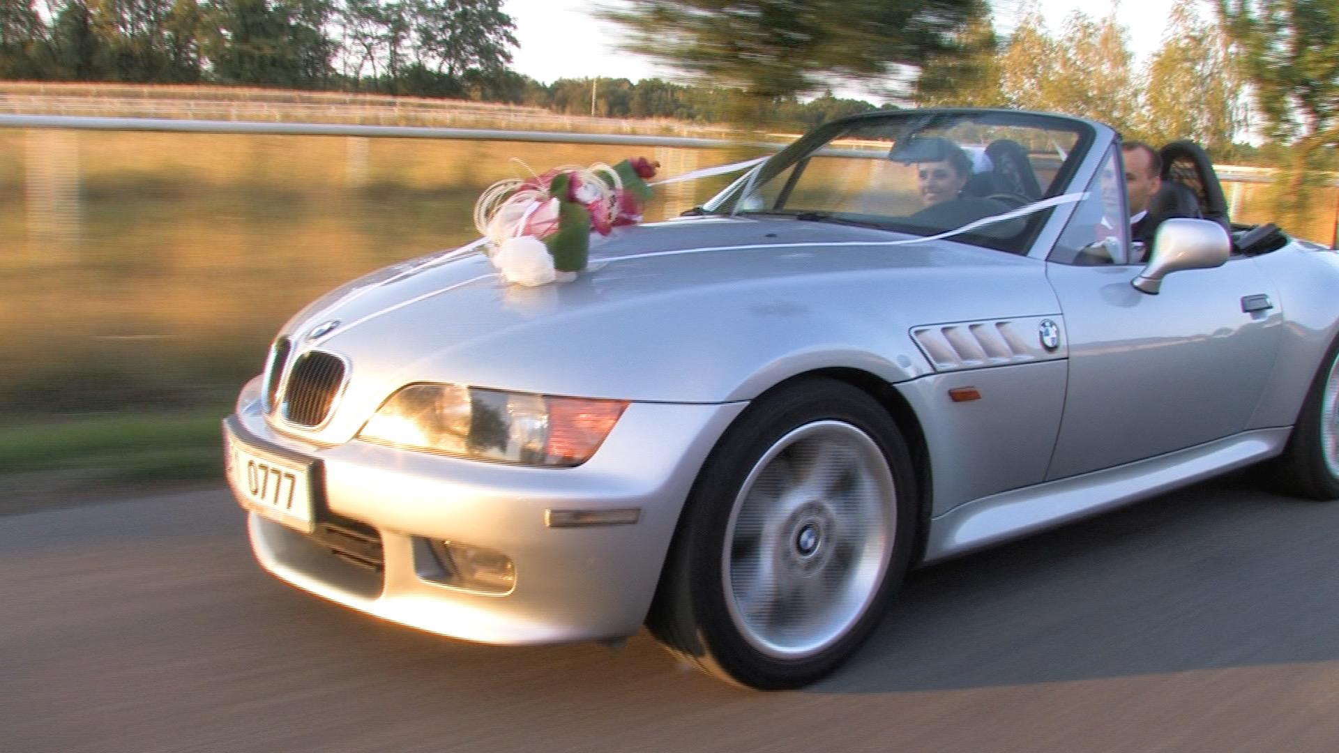Svatební video, profesionální reportáž ze svatby i na dvě kamery