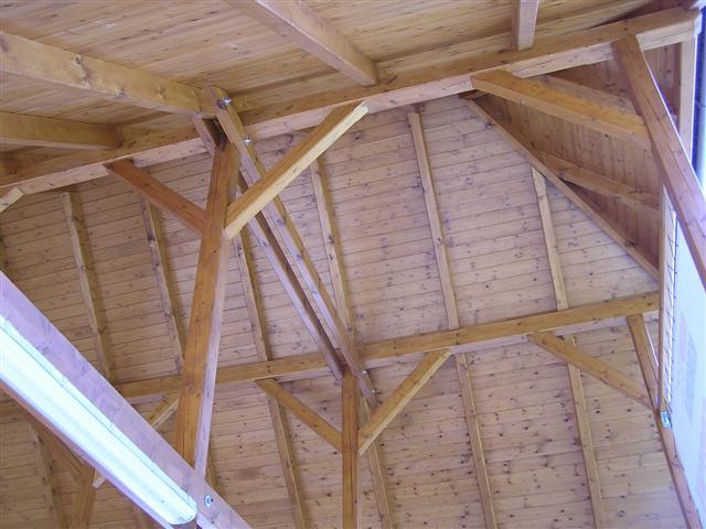 Zhodnocení stavu krovu a jeho případná rekonstrukce dle budoucího využití podkrovních prostor