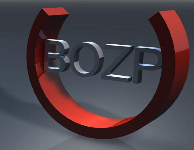 Povinné i opakované školení zaměstnanců a vedoucích pracovníků v BOZP