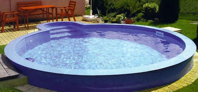 Bazény Česká republika