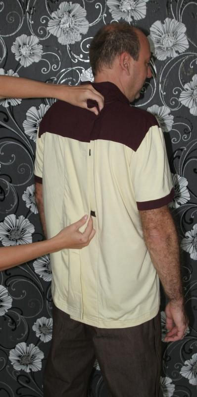 Oblečení pro handicapované muže Praha