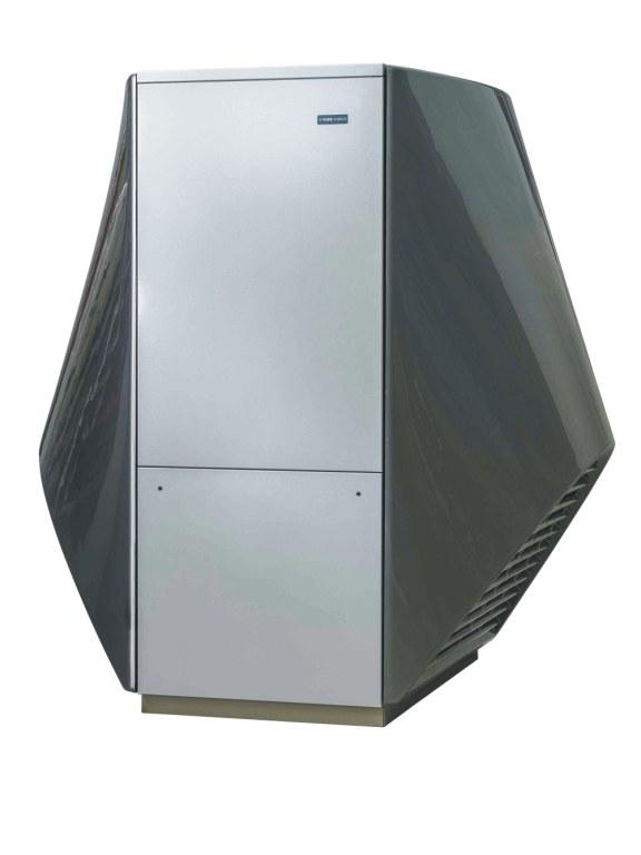 Levný provoz domu, šetření energií - tepelné čerpadlo IVT, NIBE
