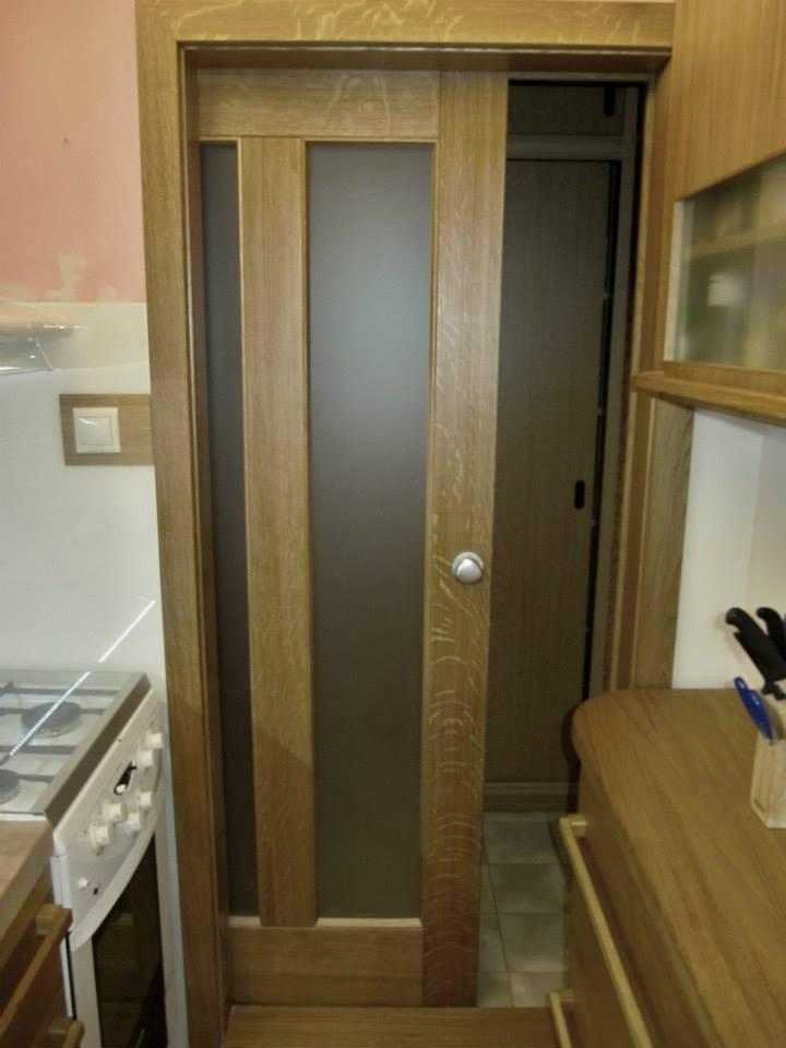 Dřevěné dveře na míru Šumperk