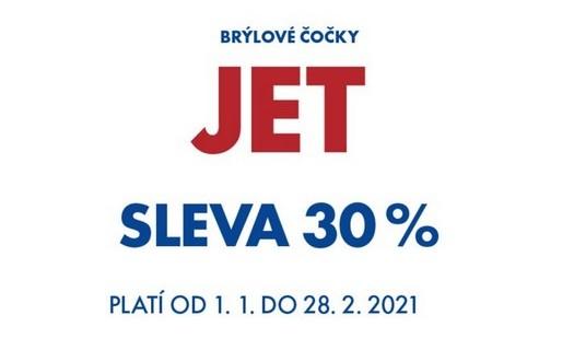 Brýlovéčočky JETs antireflexní vrstvou se slevou 25 % JM Optik | Liberec