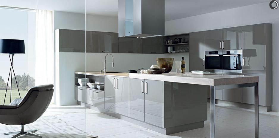 Exkluzivní designové kuchyně Next 125 – showroom, vizualizace, návrhy