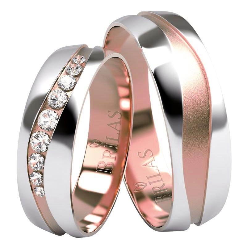 Zlate Snubni Prsteny Pro Narocne Luxusni Provedeni Eshop Zlin