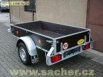 Kovovýroba, autopřívěsy, přívěsné vozíky, díly pro přívěsy