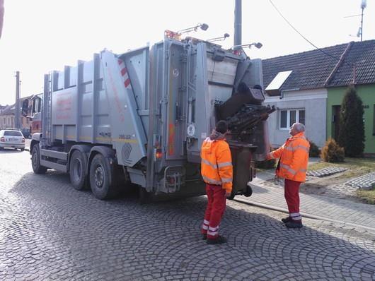 Přeprava, recyklace a likvidace nebezpečných odpadů, pro obce, firmy i občany