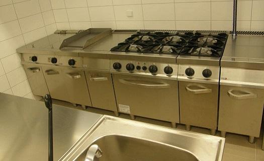Vybavení gastro provozů, kuchyní a restaurací