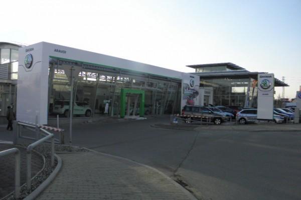 Araver Uherské Hradiště - autosalon, servis, automyčka