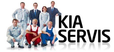 Autorizovaný servis Kia Ústí nad Labem - objednejte si Váš vůz na servisní prohlídku
