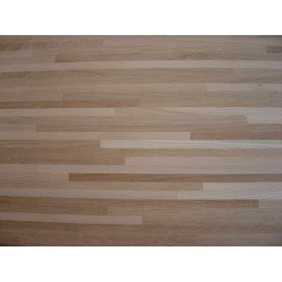 pokládka laminátové podlahy - dub