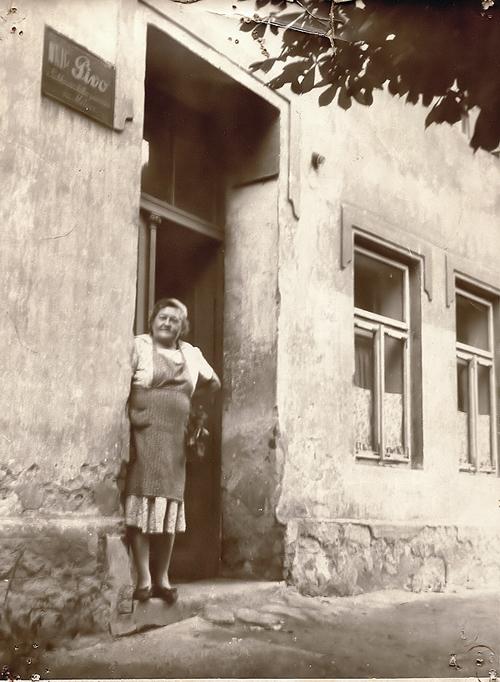 Penzion U báby Šubrový