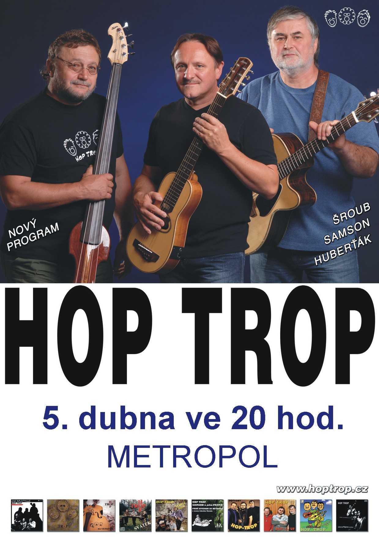 Hop Trop & Samson Lenk České Budějovice