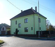 Fasády, zateplení Moravské Budějovice