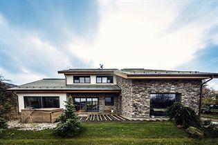 dům s nízkou energetickou náročností na vytápění