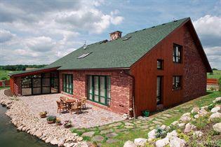 Nízkoenergetické dům stavba a realizace