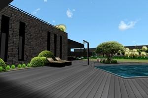 Údržba zeleně, realizace, 3D návrhy zahrad Třebíč
