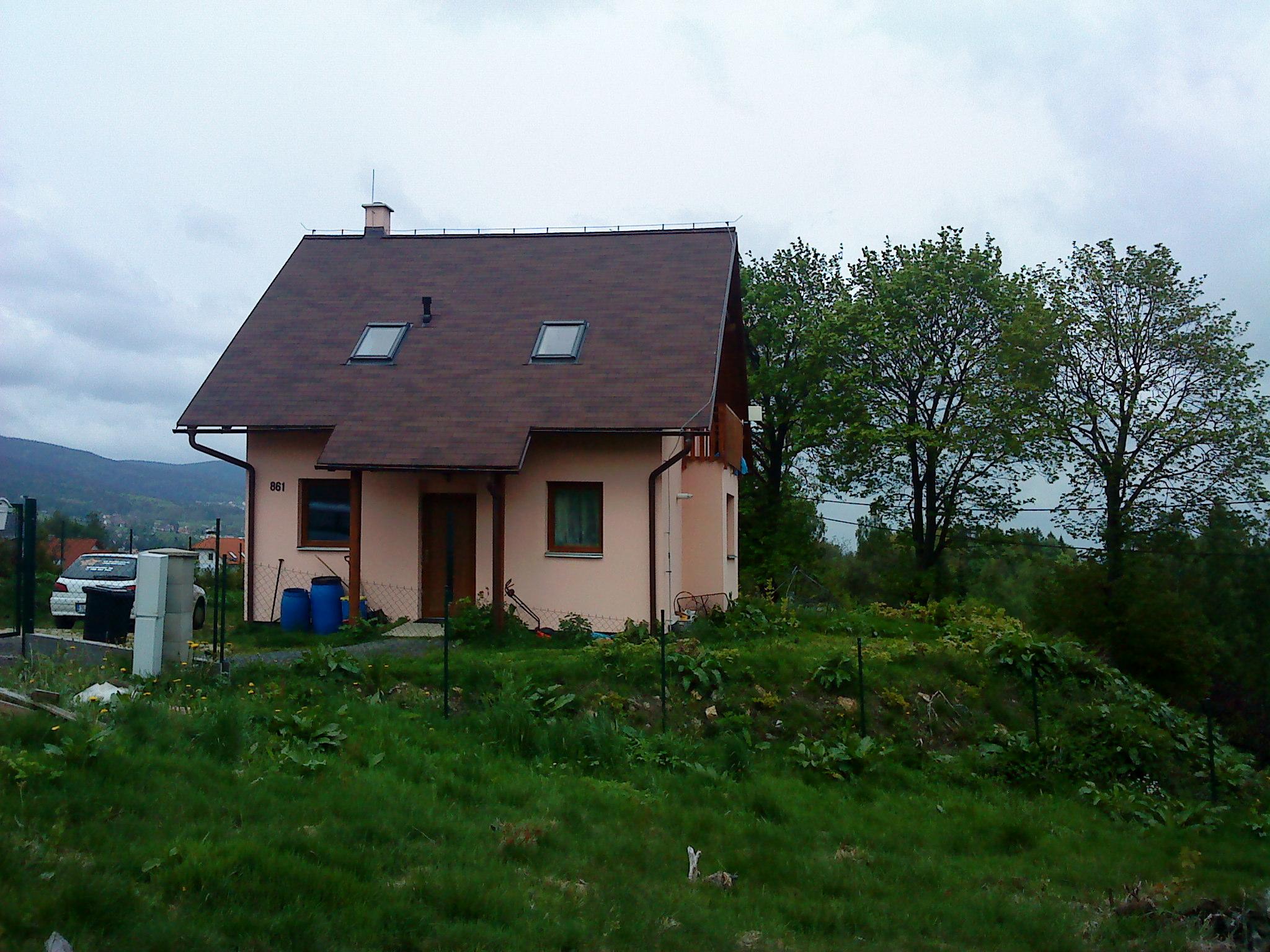 Nízkoenergetické domy Liberecko, dřevostavby Liberec.