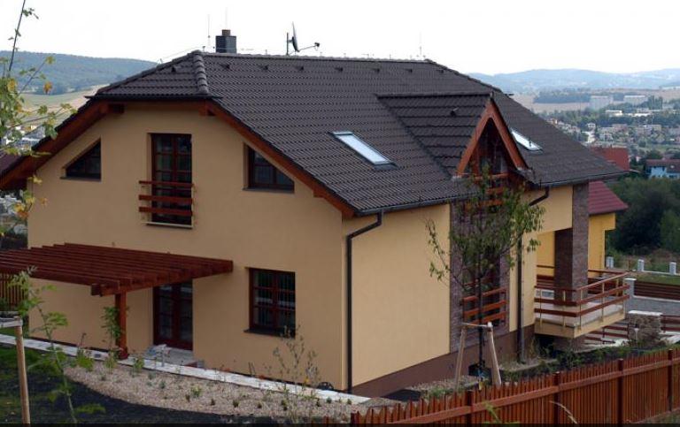 Pokrývačské práce Příbram - dodávky střech a krovů na klíč