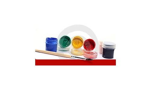 Specializovaná prodejna s velkým výběrem barev a laků