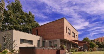 Projektování malých i velkých staveb, inženýring a interiérový design