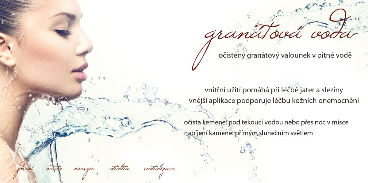granátová voda
