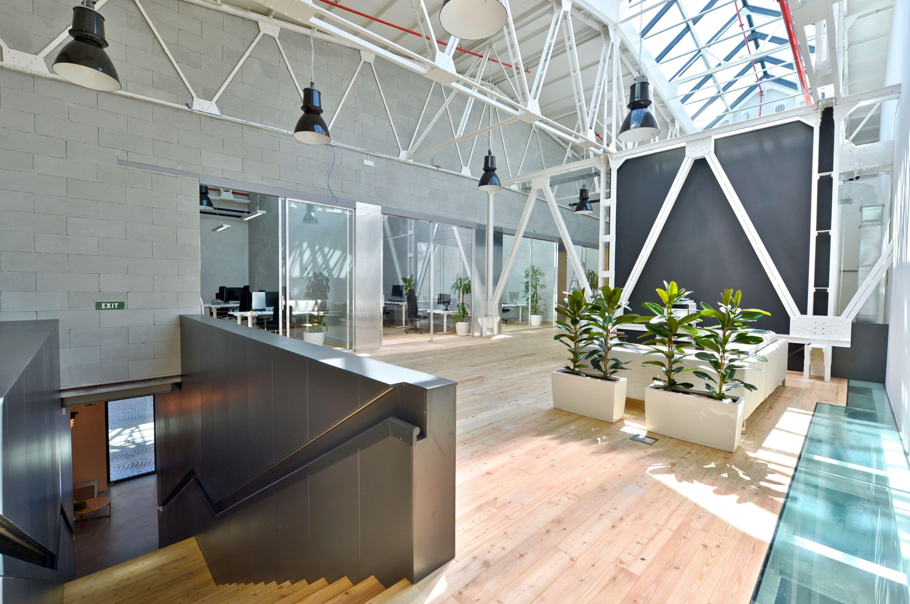 Kancelářské prostory Apiary
